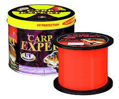 Волосінь Energofish Carp Expert UV Fluo Orange 1000m 0.25 mm 8.9 kg (30114825)