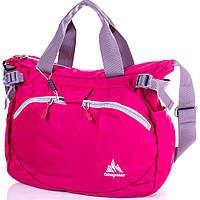 Сумка через плечо Onepolar Женская спортивная сумка ONEPOLAR (ВАНПОЛАР) W5220-pink