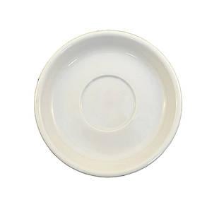 Блюдце фарфоровое белое Helios 150мм. HR1513, фото 2