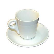 Набор для капучино  Helios Чашка 170 мл + блюдце (HR1305), фото 2
