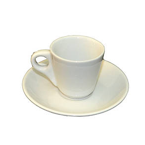 Чашка с для эспрессо Helios 70 мл + блюдце (HR1306), фото 2