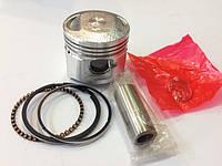 Поршень  Дельта 70 куб — 47мм, +0,5 палец, кольца (комплект) MSU