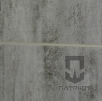 Серия LS декор СОЛО бетон пепельный замок Патриот
