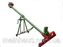 Погрузчик шнековый 140 мм. 7,5 м. +подборщик 2 м. 380В