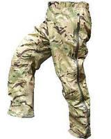 Брюки мембранные армейские Gore-Tex, камуфляж MultiCam