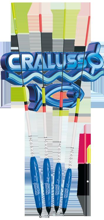 Поплавок Cralusso Zero Slider (1013) 16g