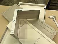 Производство кассет из композита (резка, фрезеровка, сборка)