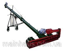 Погрузчик шнековый 200 мм. 7,5м. + подборщик 2м. 380В