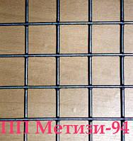 Сетка сварная 25х25х2.0 оцинкованная с повышенной защитой от коррозии ТМ Казачка для клеток