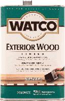 Защитное масло для деревянных фасадов и террас WATCO Exterior Wood Finish, 100мл, 250мл, 500мл. 500мл