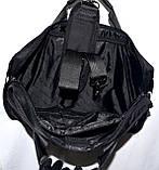 Портфель, сумка для ноутбука черного цвета 38*28 см, фото 4