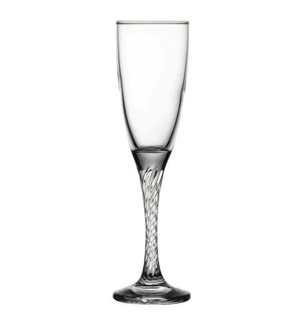 Набор бокалов для шампанского PasabahceTwist 175мл 44307