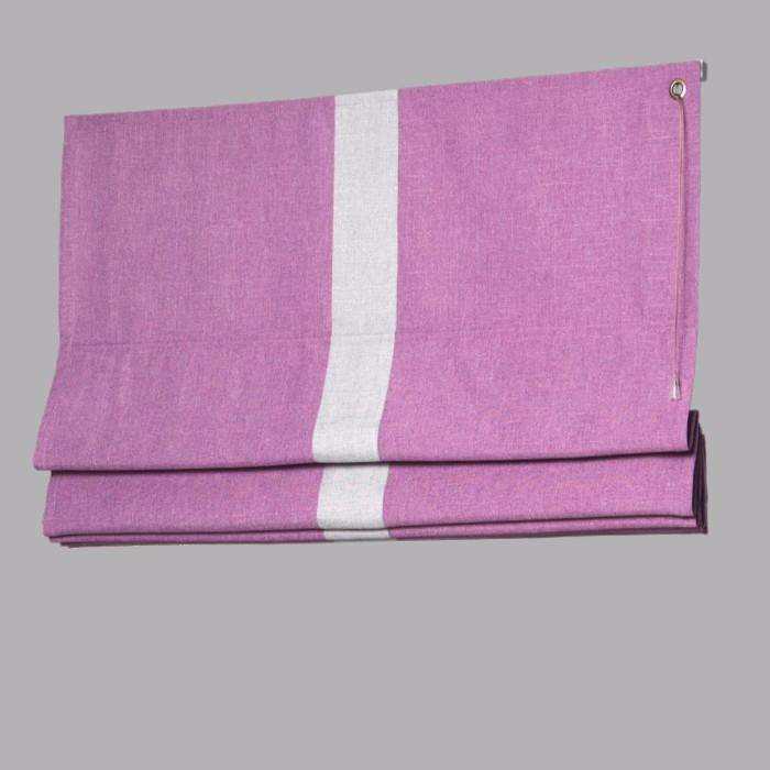 Римские шторы модель Лайн ткань Джуси велюр