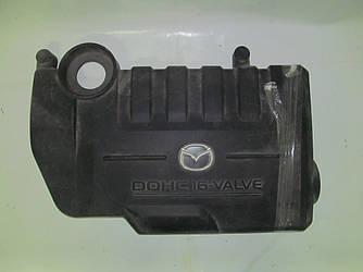 Декоративная накладка двигателя 2.0 Mazda 6 (GG) 03-07 (Мазда 6 ГГ)