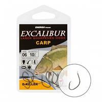 Крючок Excalibur D-Killer NS №1/0 (8шт)