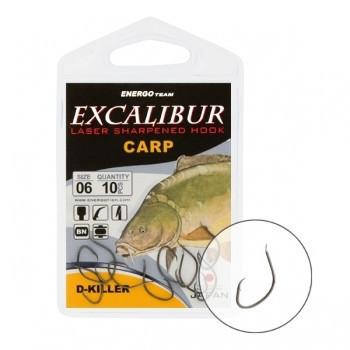 Крючок Excalibur D-Killer NS №2/0