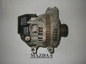 Генератор 2.3 АКПП (12V/90A) Mazda 6 (GG) 03-07 (Мазда 6 ГГ)  LF18/A3TG0081