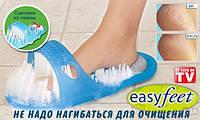 Массажер для ног Easy Feet - пемза для ног  и  Ваши пяточки мягкие как у  ребенка