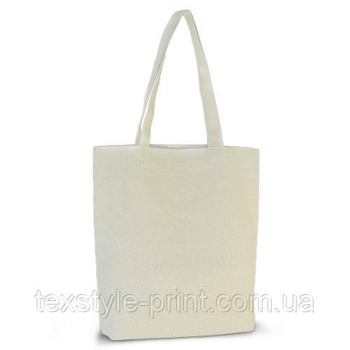 56d05b21ab12 Эко сумка белая 35х35х7(дно) плотность 260гр, цена 44 грн., купить в ...