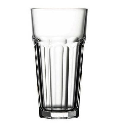 Стакан стеклянный классический для мохито Pasabahce Касабланка 450 мл (52707), фото 2