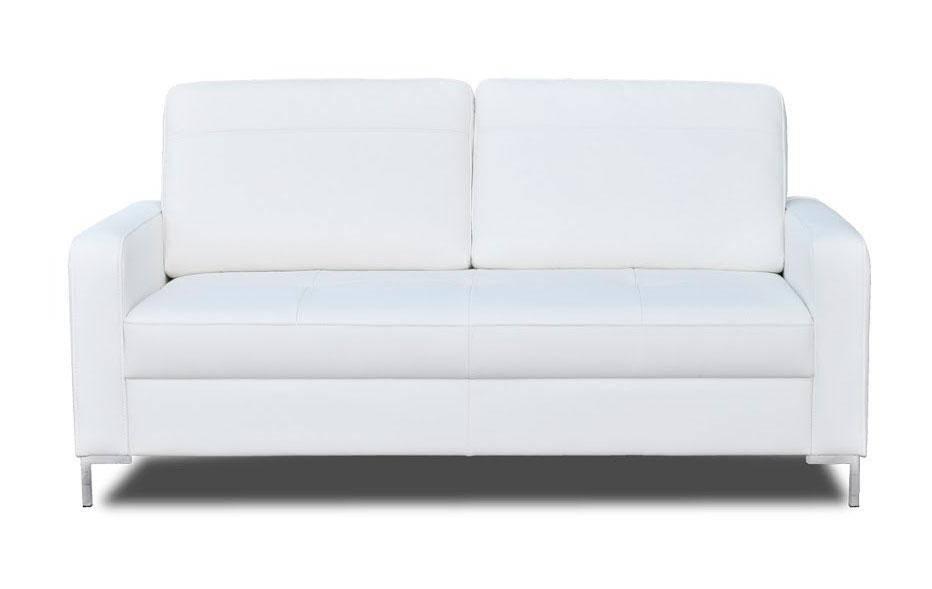 """Двухместный кожаный диван """"FX-10 LIGHT"""" (136см)"""