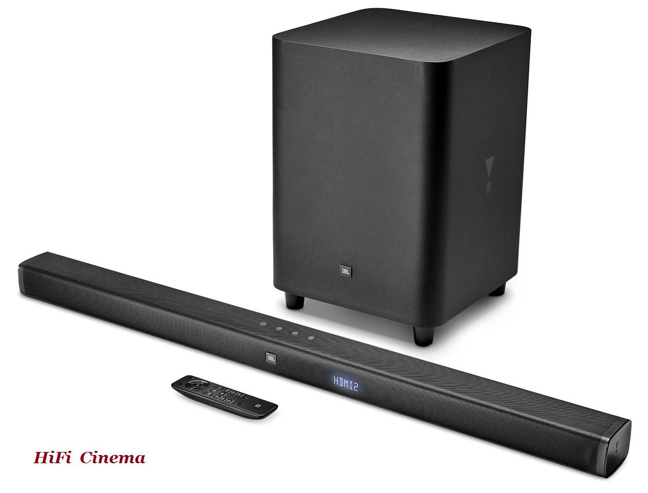 JBL Bar 3.1 Soundbar звуковой проектор саундбар с Bluetooth и HDMI 4K