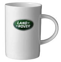 Чашка LAND ROVER Corporate Mug, White (LRCORPMUG14)