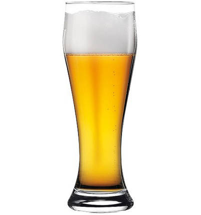 Набор пивных бокалов Pasabahce Паб 2шт 375 мл 42116, фото 2