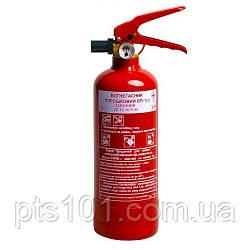 Порошковый огнетушитель ОП-1 (Вогнегасник ВП-1)