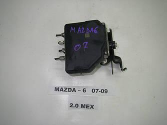 Блок ABS 2.0 мех GS1E-437A0 Mazda 6 (GH) 08-12 (Мазда 6 ГХ)  GAY7437A0A