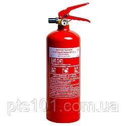 Порошковый огнетушитель ОП-3 (Вогнегасник ВП-3)