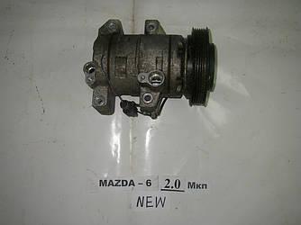 Компрессор кондиционера 2.0 Mazda 6 (GH) 08-12 (Мазда 6 ГХ)  Z0004399A