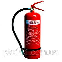 Порошковый огнетушитель ОП-5 (Вогнегасник ВП-5)