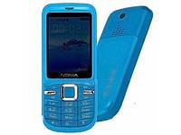 Мобильный телефон Nokia (CalSen) 5160  2 сим, 2,5 дюйма, microSD 16 Gb.