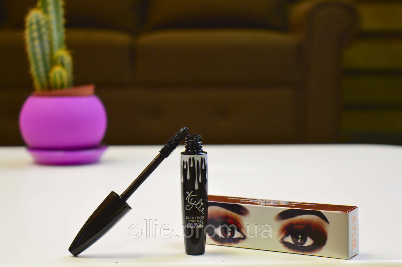 Тушь huda beauty waterproof mascara