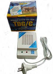 Домашній детектор газу і чаду TDG/C
