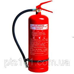 Порошковый огнетушитель ОП-9 (Вогнегасник ВП-9)