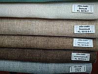 Римские шторы модель Лайн ткань Лен-лайт