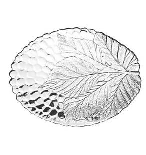 Набор селёдочниц стеклянных Pasabahce Султана 180x235 мм 2шт (10292), фото 2