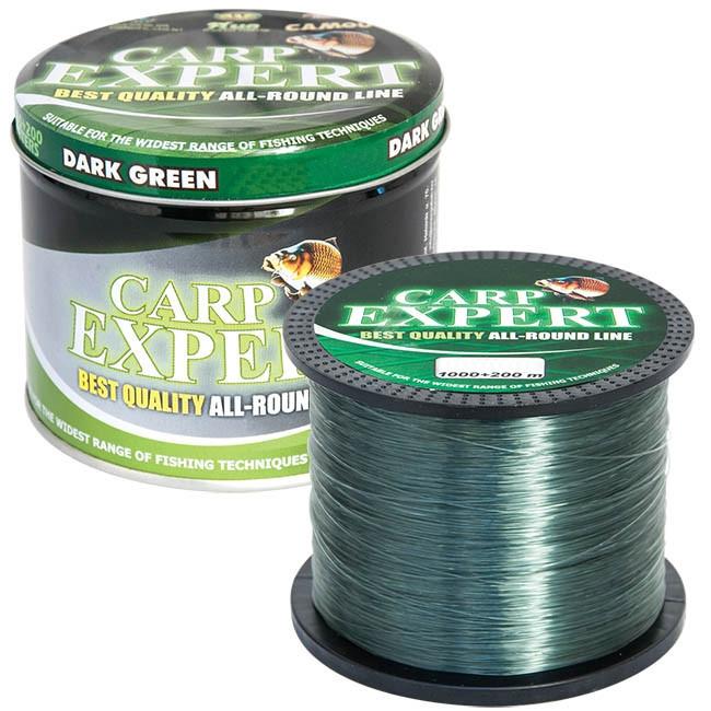Леска Energofish Carp Expert Dark Green 1200м 0.35mm 16.4kg (30104835)