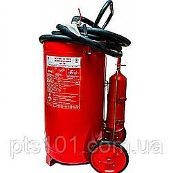 Порошковый огнетушитель ОП-100