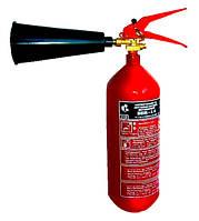 Углекислотный огнетушитель ОУ-2 (ВВК-1,4)
