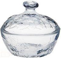 Сахарница стеклянная Pasabahce Пикник 131мм 97556