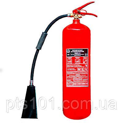 Углекислотный огнетушитель ОУ-7 (ВВК-5)
