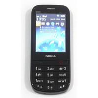 Китайский мобильный телефон Nokia Asha 2020   2 сим,2,4 дюйма. Дешево!!!
