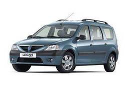 Dacia Logan MCV (2007-2008)