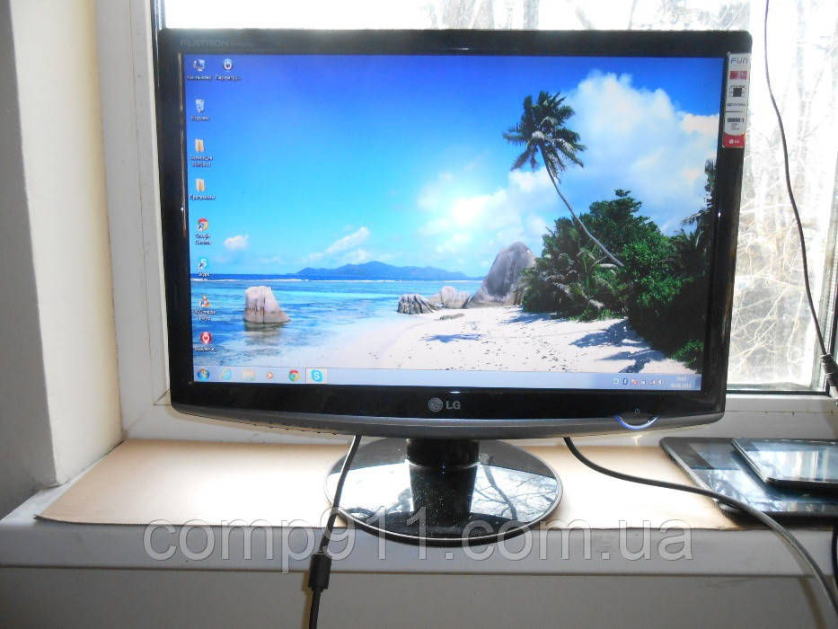 Монитор LG Fiatron W2052TQ-PF