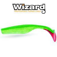 Силиконовая приманка Wizard Magnet 9 см Hungary Shad 5 шт/уп
