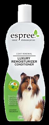 Espree Luxury Remoisturizer, 355 мл - увлажняющий кондиционер для собак и кошек с ароматом кокосового ореха