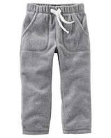 Флисовые штаны детские теплые 2Т 3Т 4Т 5Т EUR 86 92 98 104 110 116 OshKosh